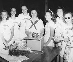 1948 El Tesoro Louise Farger