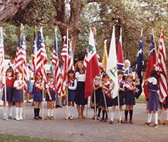 1980 camp fire clubs