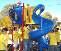 2007 Kaboom playground