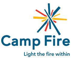 2012 Camp Fire logo