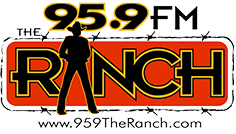 95.9 The Ranch logo