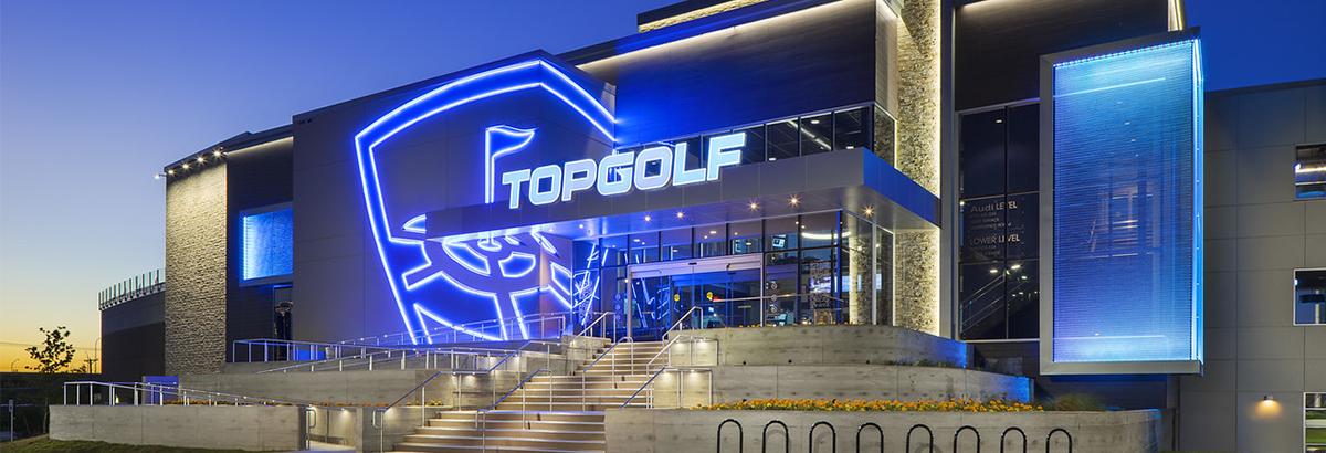 Topgolf Tournament Camp Fire First Texas