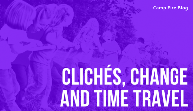 cliches, change and time travel