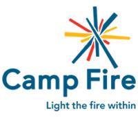 camp fire first texas logo