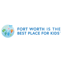 fort worth is the best place for kids logo