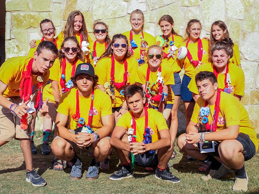 CIT Program - Camp Fire First Texas