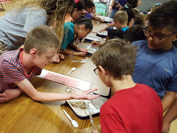 Westcliff Elementary kids