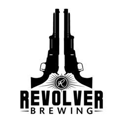 revolver brewing logo