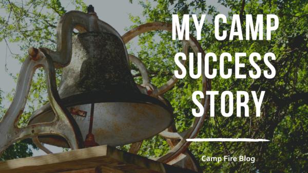 my camp success story
