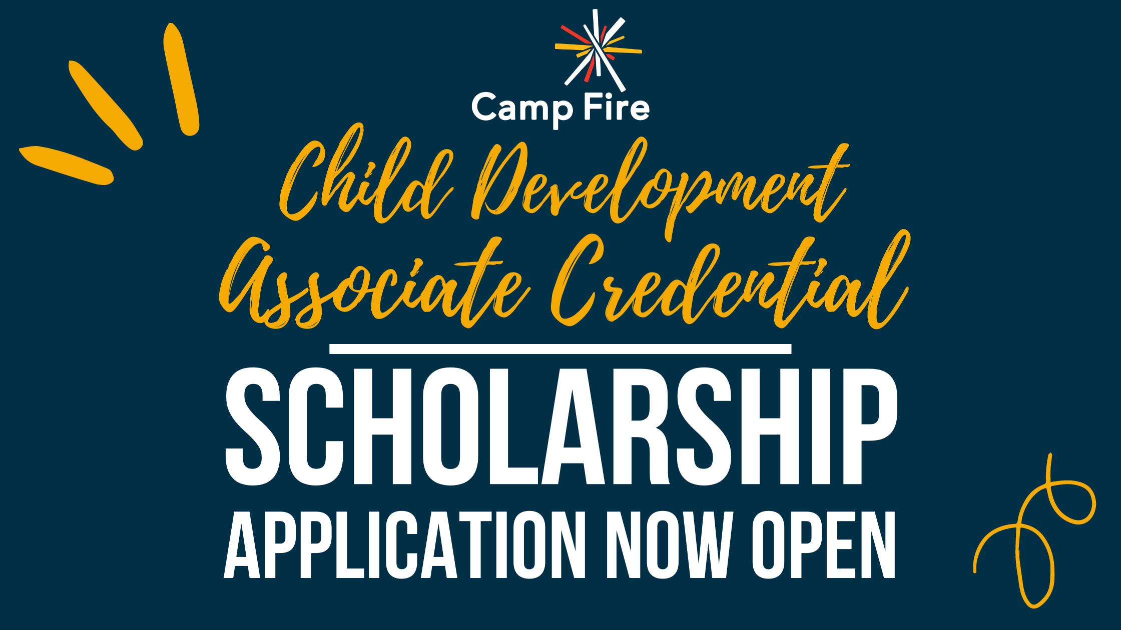 CDA Scholarship Application Now Open