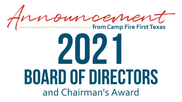 2021 Board of Directors