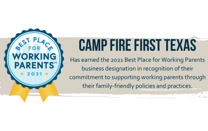 2021 Best Place for Working Parents