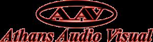 Athans Audio Visual Logo