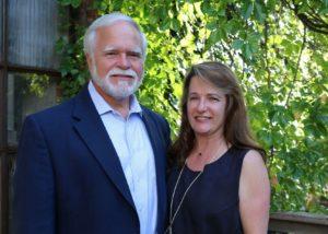 Linda and Jake Jacobson