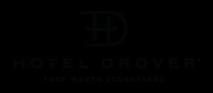 hotel drover logo