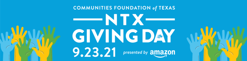 9.23.2021 North Texas Giving Day