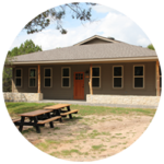 photo of camp el tesoro cabin